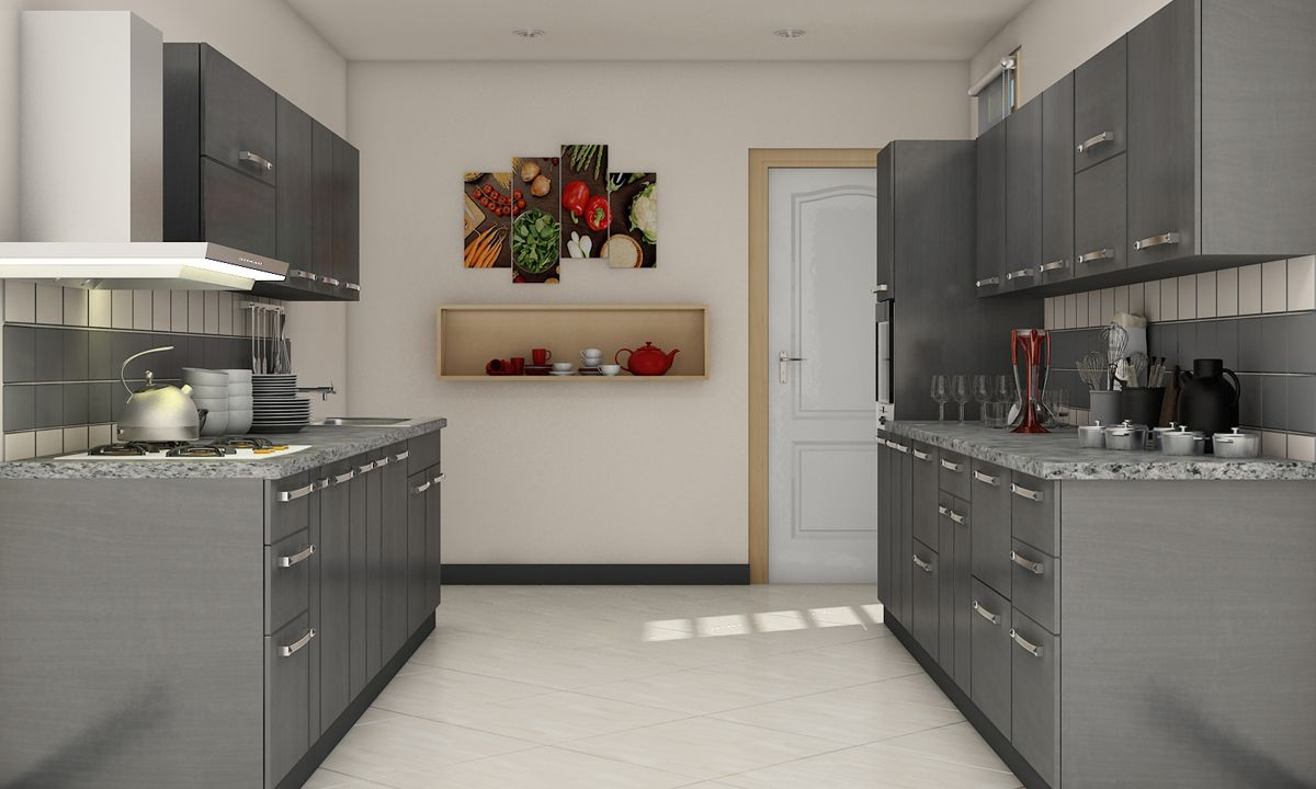 Paralel Kitchen Set