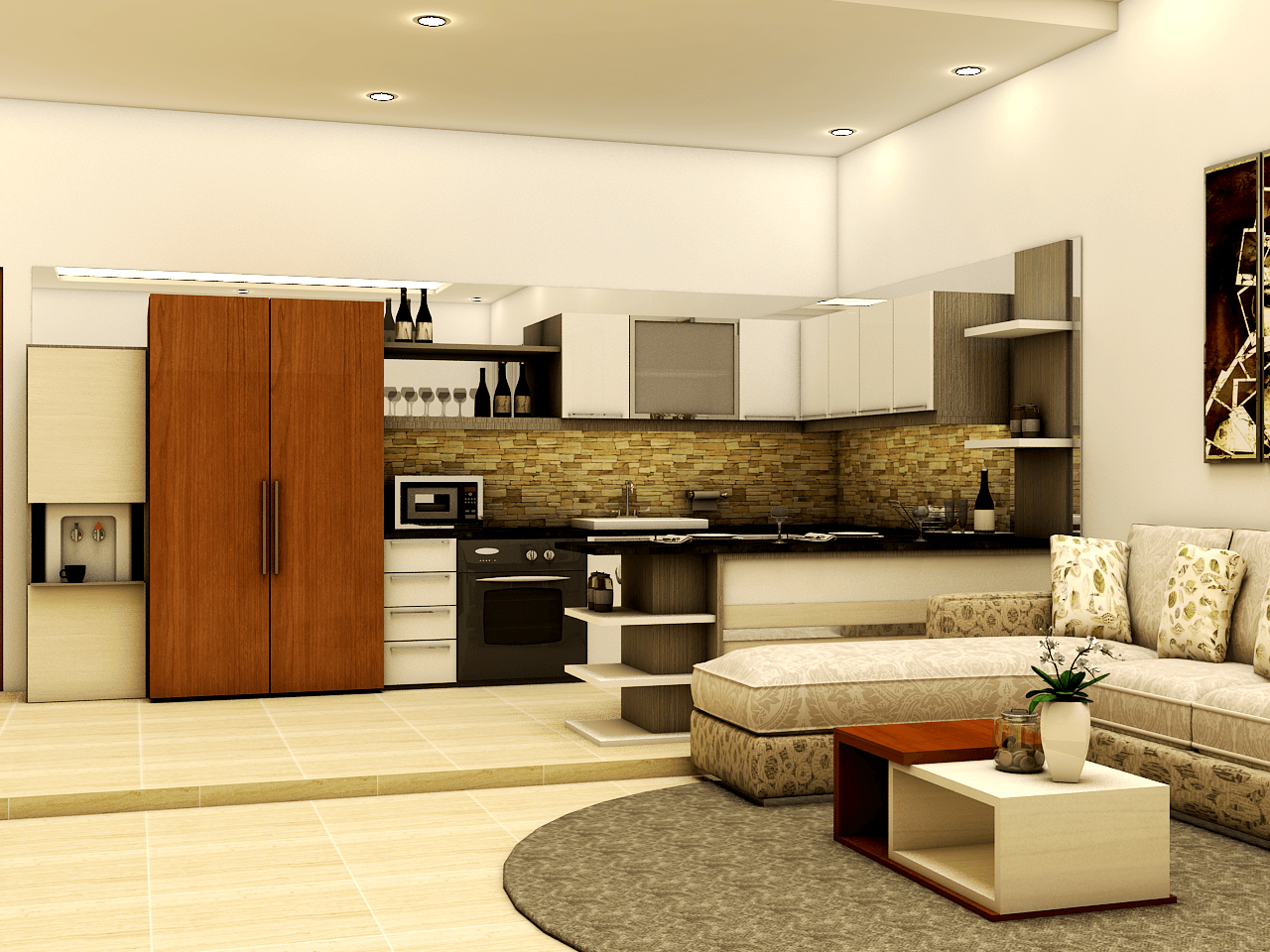photo-kitchen-set-dan-meja-bar-modern-kontemporer-kitchen-set-dan-meja-bar-modern-kontemporer-desain-arsitek-oleh-arteta-interior-design-furniture